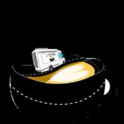P'tit truck café